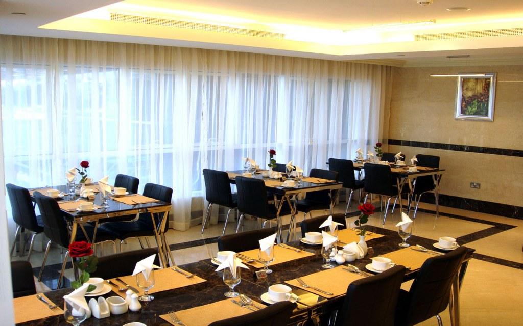 Paragon hotel in Abu Dhabi