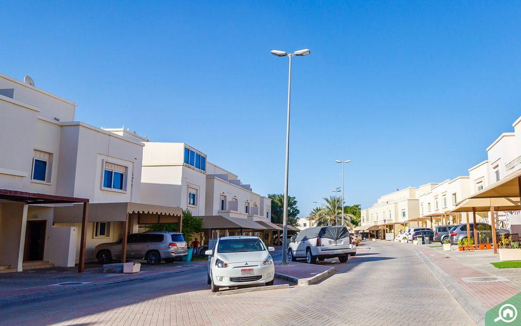 Street view of Al Reef