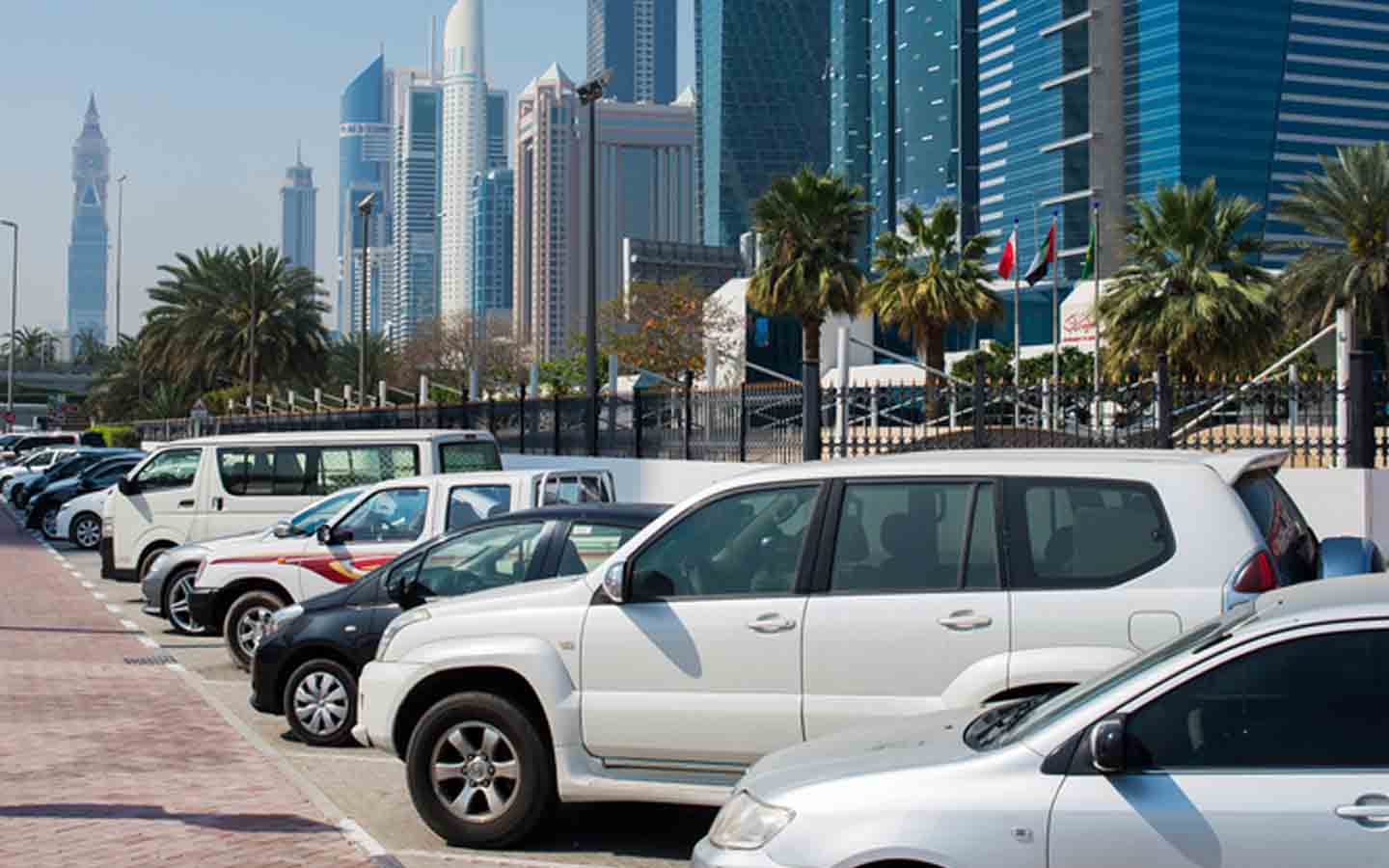 Guide To Rta Parking Charges In Dubai Parking Zones Seasonal Cards More Mybayut