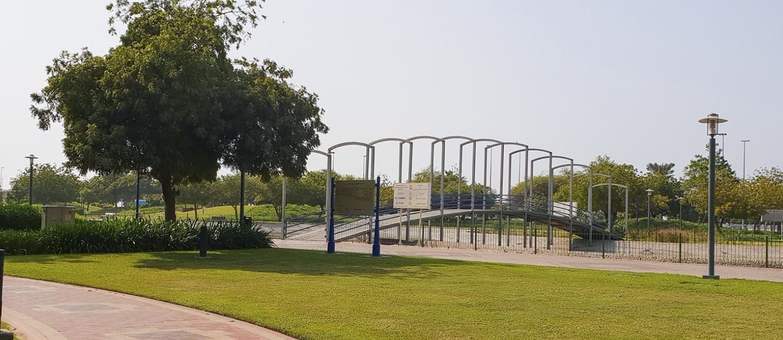 Inside Parks in Abu Dhabi