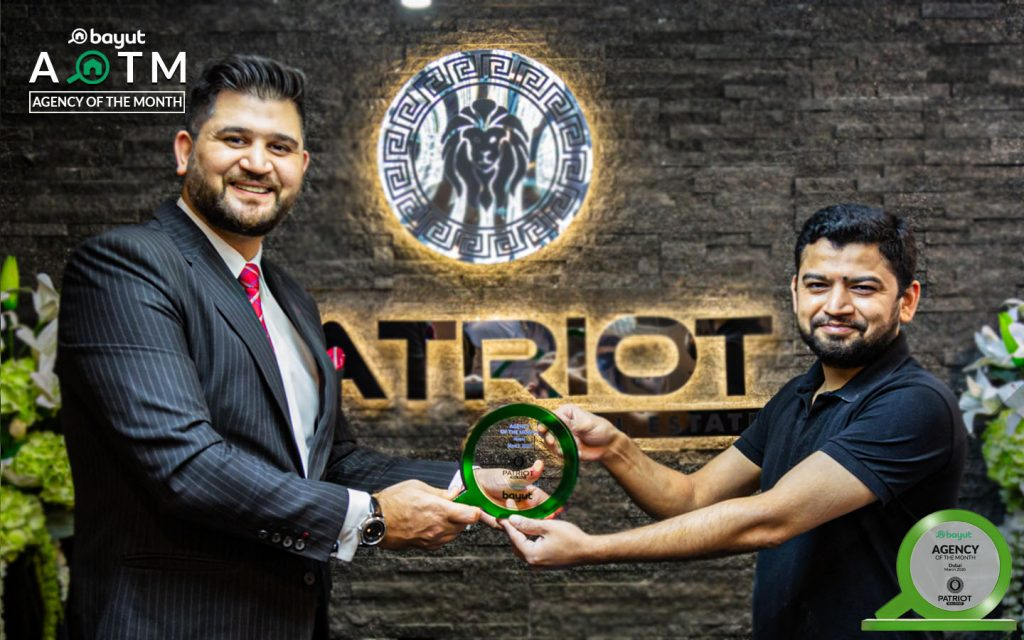 Misbah Saleem, CEO and Co-owner of Patriot