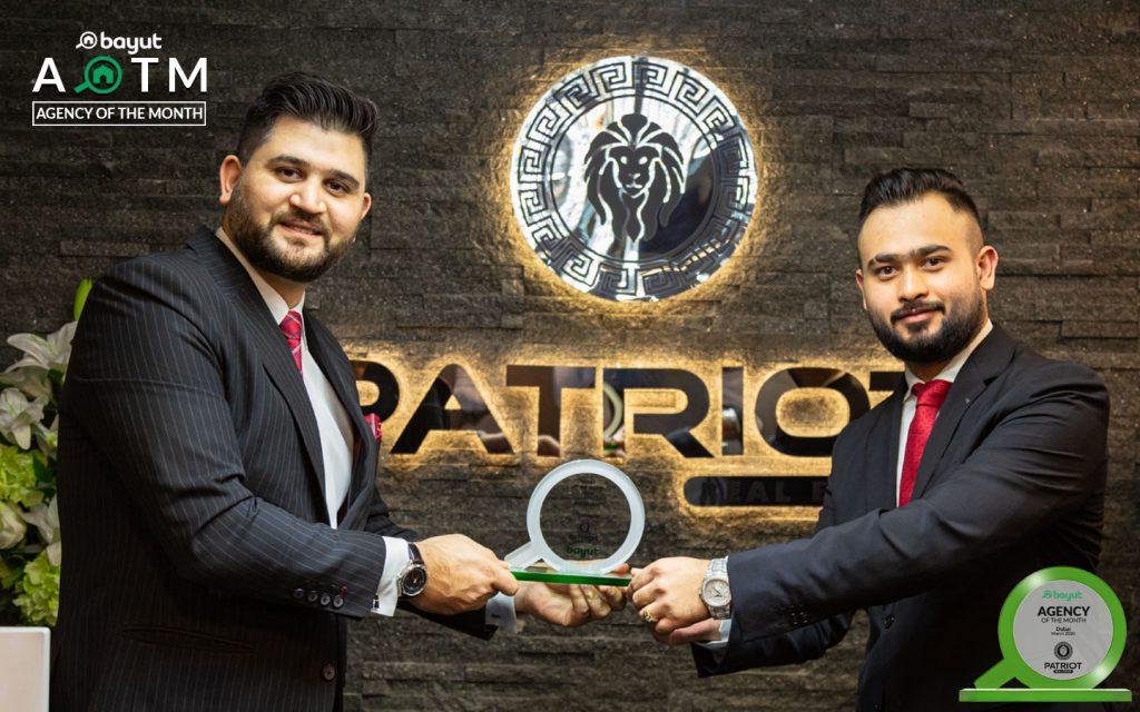Waqas Malik, Sales Director at Patriot Real Estate Dubai
