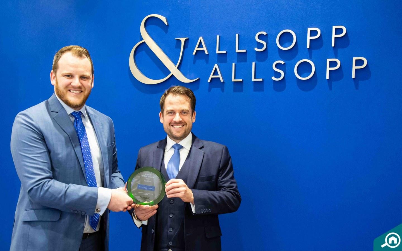 Paul Kelly,  Operations Director of Allsopp & Allsopp