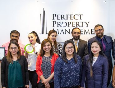 Team of Perfect Property Management RAK