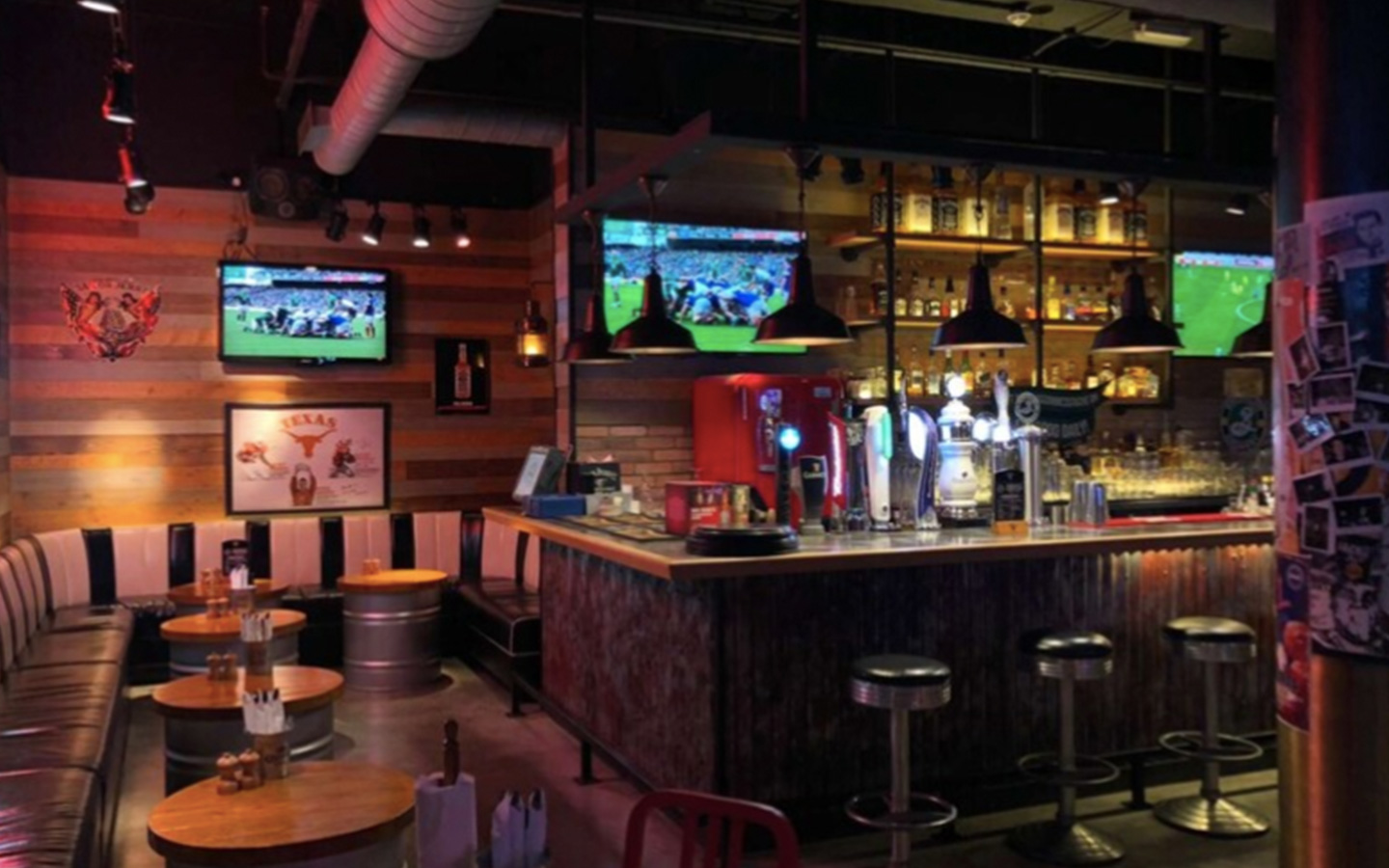 Perry & Blackwelder's is screening the Rugby World Cup in Dubai
