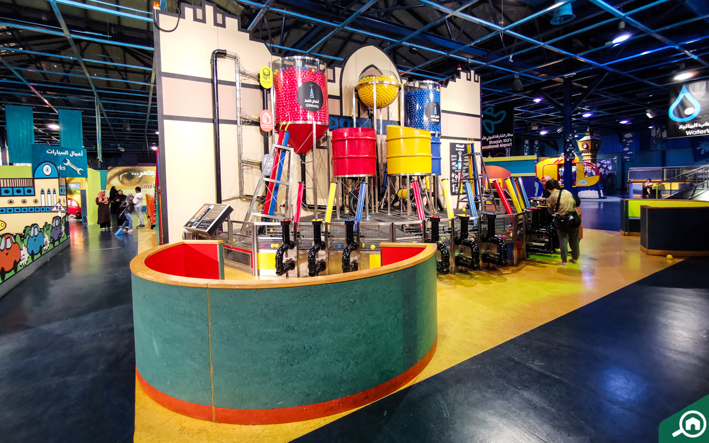 Petroleum Refinery at Sharjah Discovery Centre