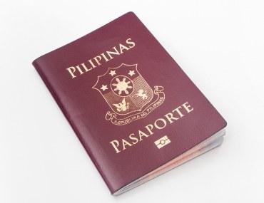 New Philippines passport