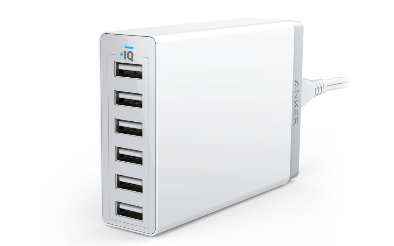 Anker PowerPort 6 - Smart Home technology in Dubai