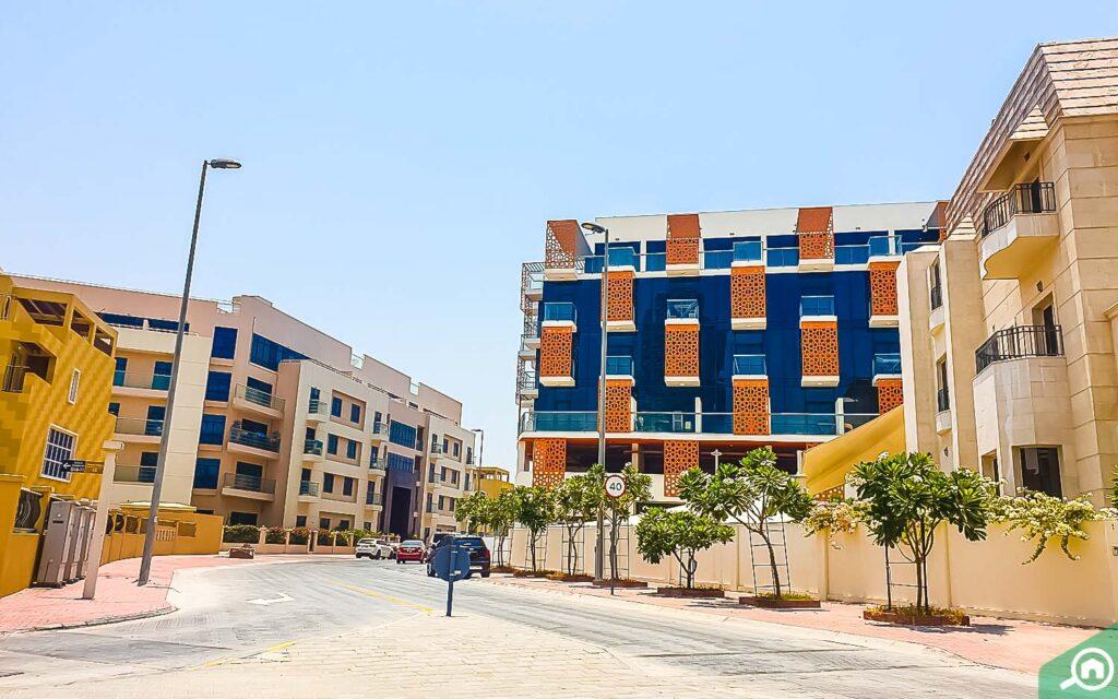 properties in JVC
