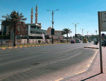 Public transport in ajman