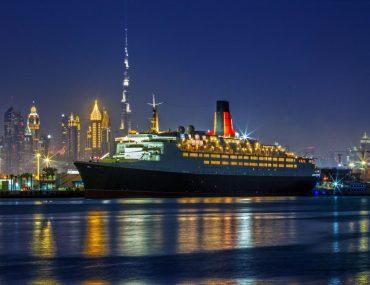 سفينة اليزابيث دبي