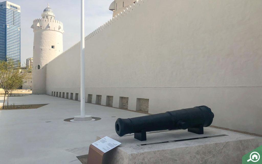 The Qasr Al Hosn