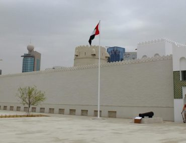 Qasr Al Hosn Festival is held at this iconic fort in the heart of Abu Dhabi