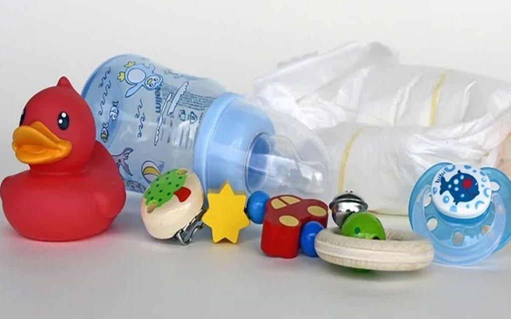 Sanitizing baby bottles is necessary during home quarantine in Dubai