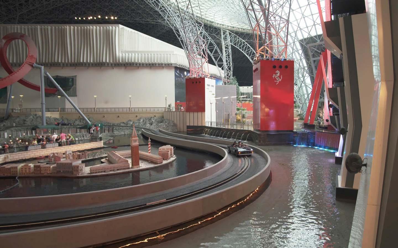 RC Challenge at Ferrari World Abu Dhabi