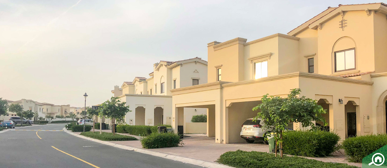 rent property in mira dubai