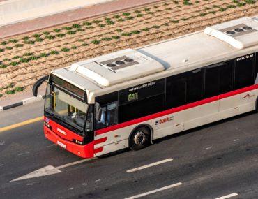 RTA Bus Dubai
