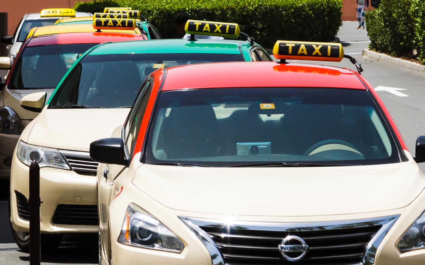 RTA taxis