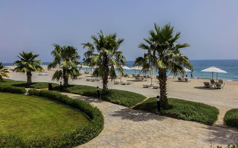 Radisson Blu hotel in Fujairah