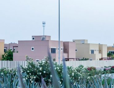 view of villas in Raha Gardens Abu Dhabi