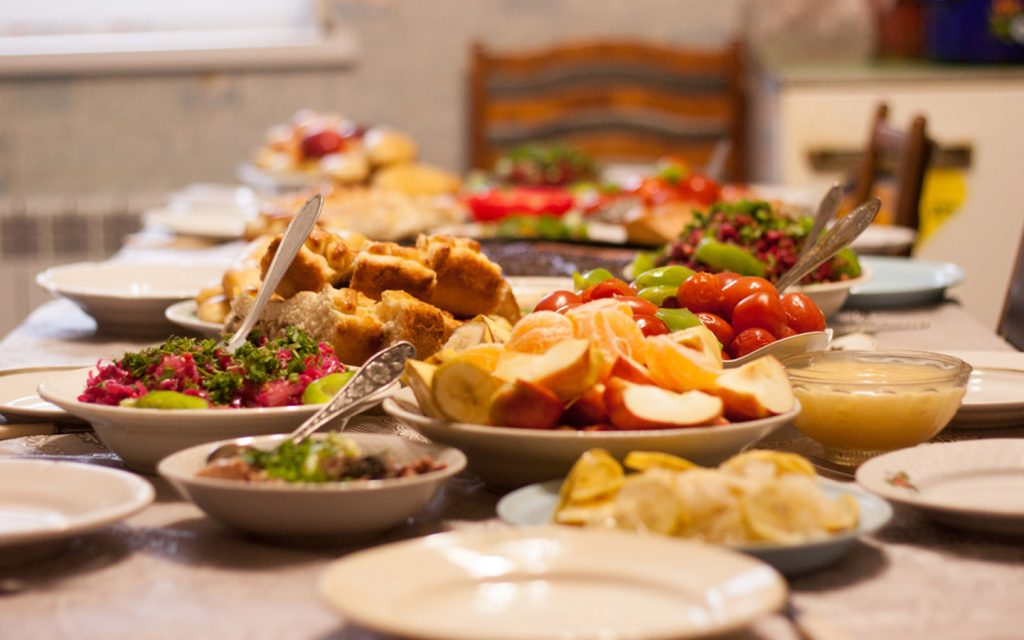 رجيم رمضان وبرنامج غذائي لنظام حياة صحي طيلة الشهر الفضيل ماي بيوت