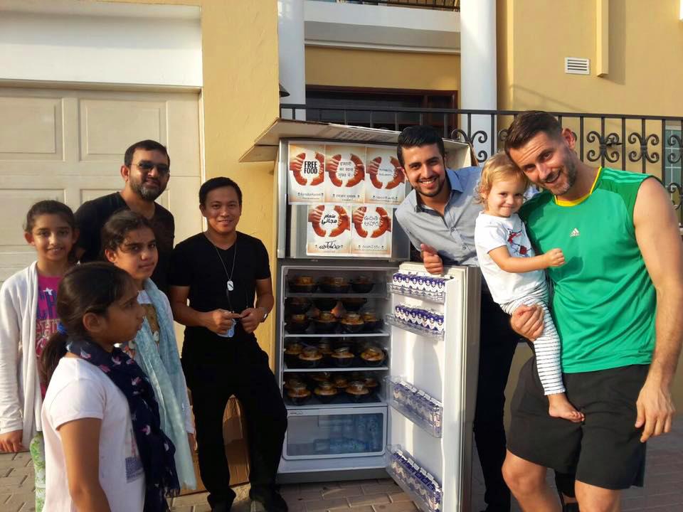 8 Things to do During Ramadan 2017 by Bayut: Be Charitable (Ramadan Fridges)
