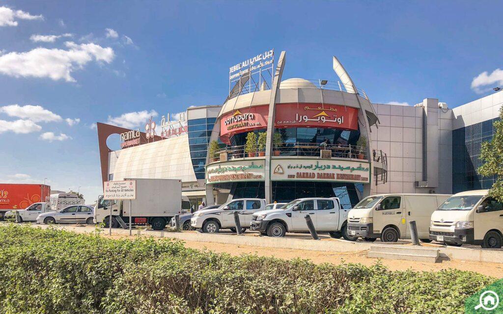 Ramla mall in DIP