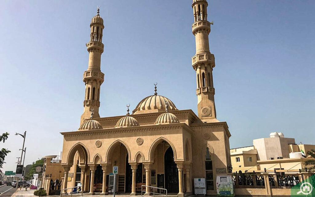 Rashid Bin Bakhit Mosque