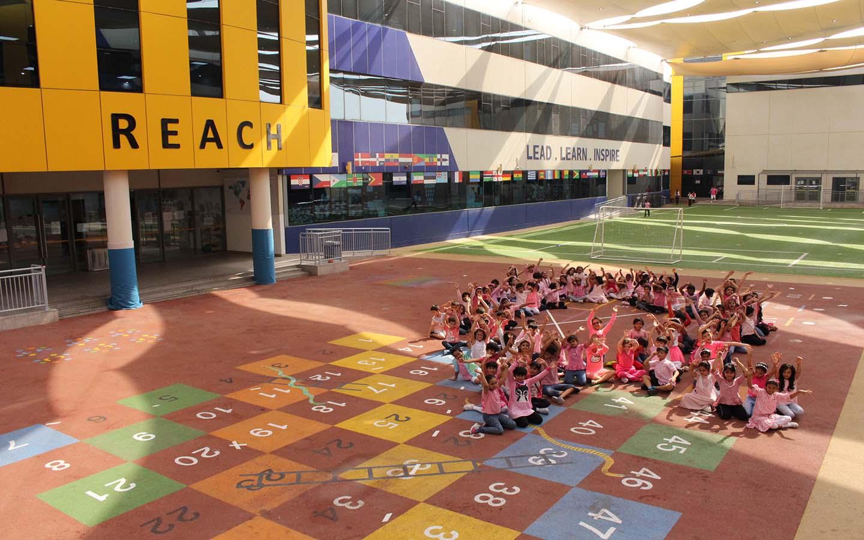 Reach British School