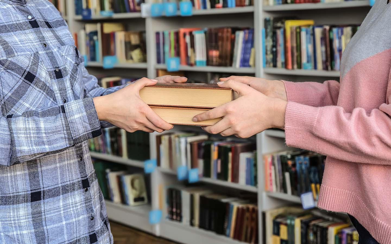 إعفاء الطلاب من شراء الكتب