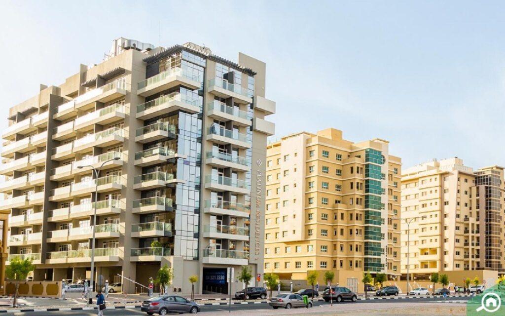 A building in DSC