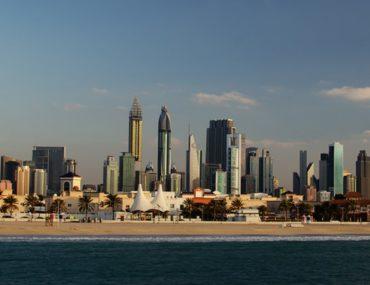 UAE cityscape