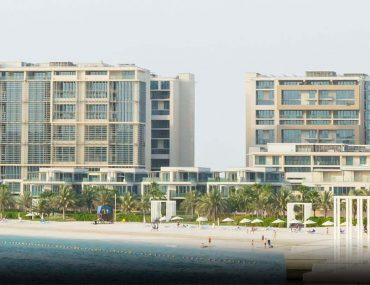Residential buildings in Al Raha Beach