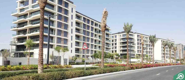 Dubai Hills Estate apartment complex