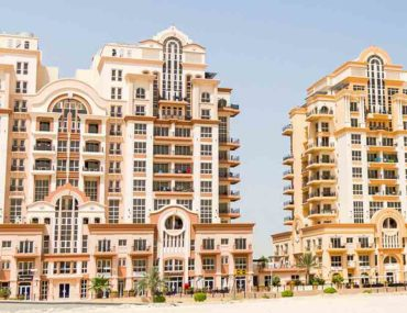 Canal West Residence, one of the top buildings for renting an apartment in Dubai Sports City