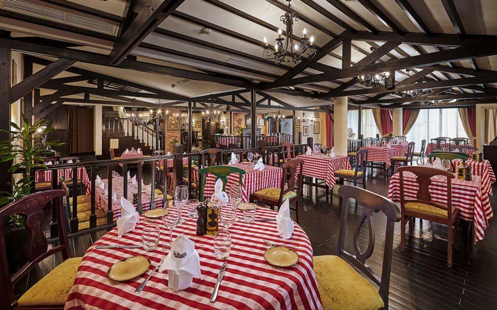مطعم دافنشي