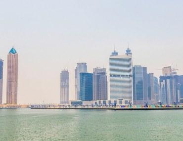 Business Bay in Dubai