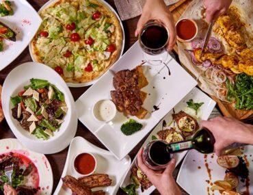 Restaurants in Al Ghurair Centre