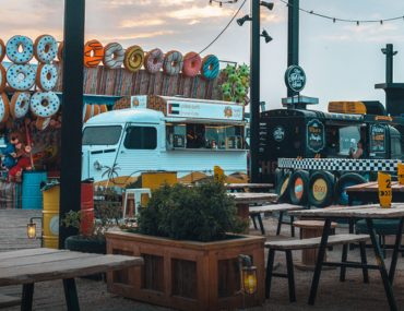 Last Exit Food Truck Restaurants