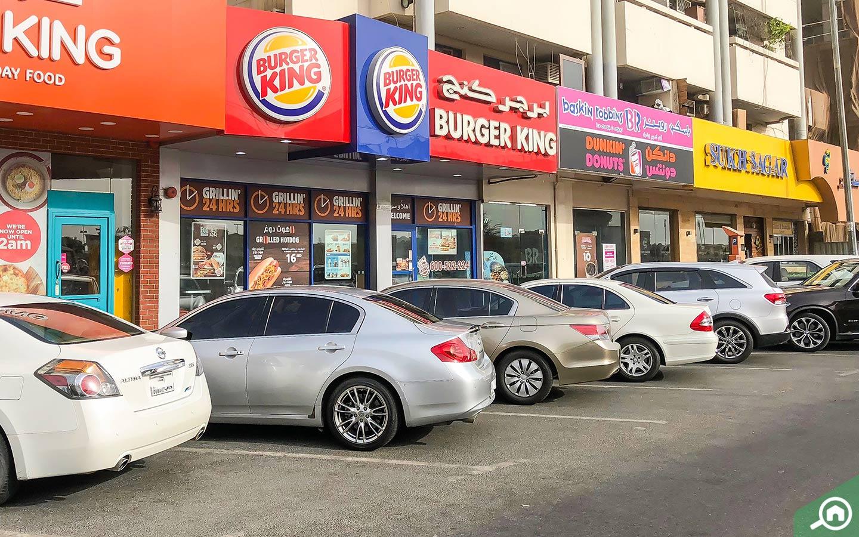 restaurants in Bur Dubai