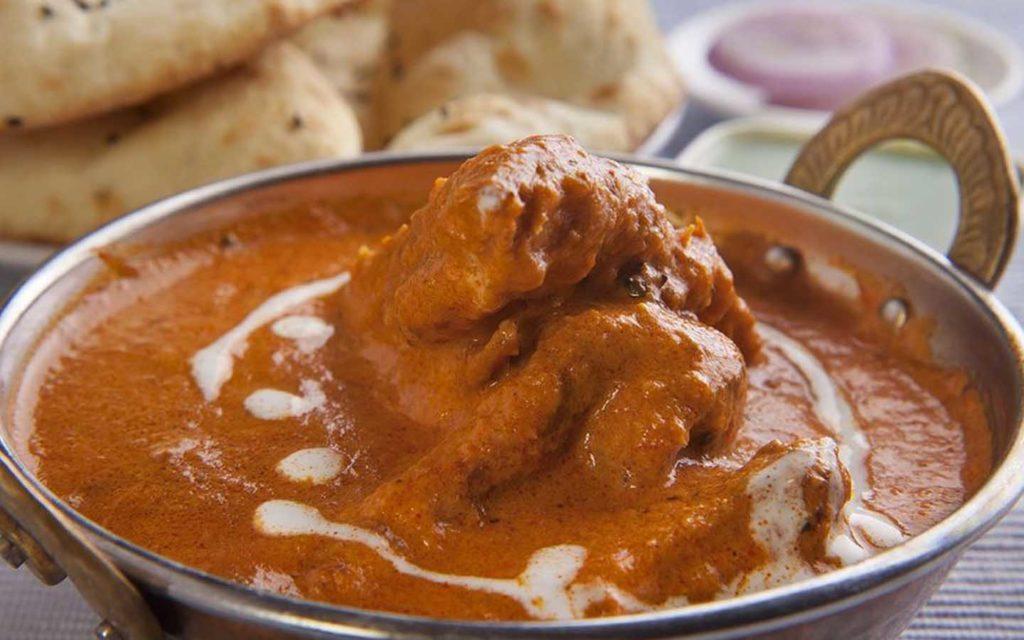 طبق هندي