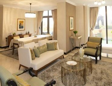 4-bedroom upgraded duplex apartment for sale in JBR