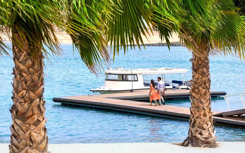 Ritz-Carlton Ras Al Khaimah, Al Hamra Beach is perfect honeymoon staycation