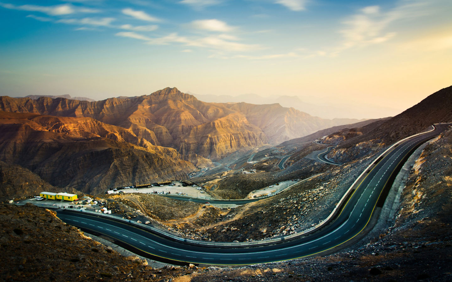 Ras Al Khaimah is one of the best places for road trips in UAE