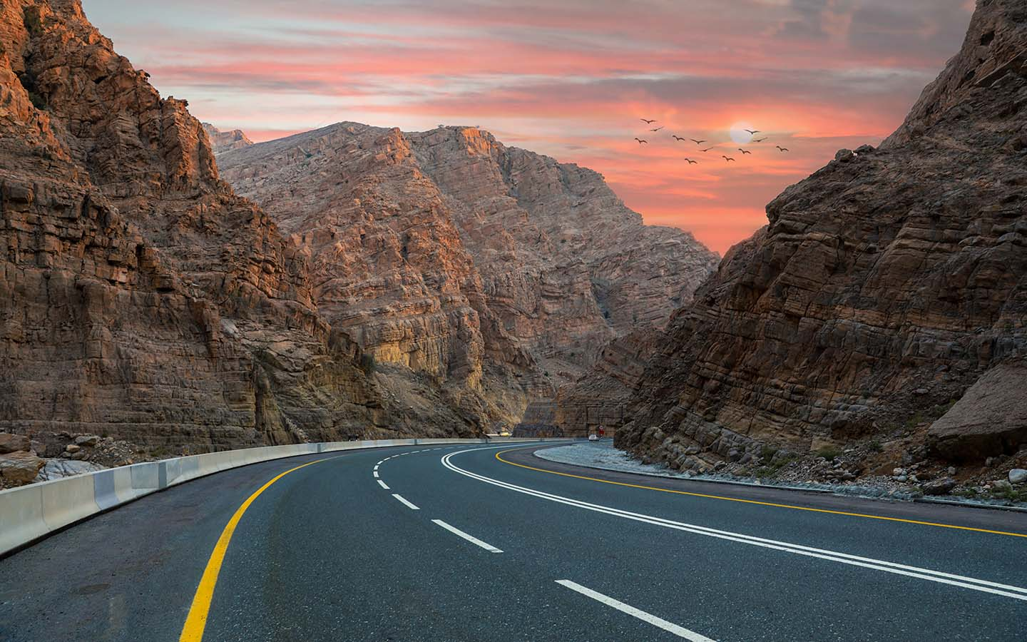 Roads in RAK