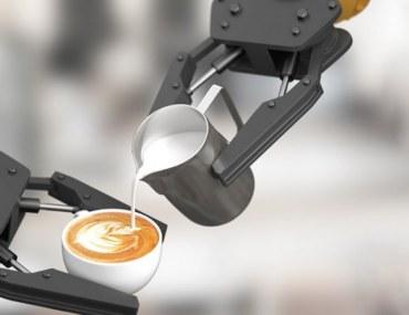 RoboCafe in Dubai
