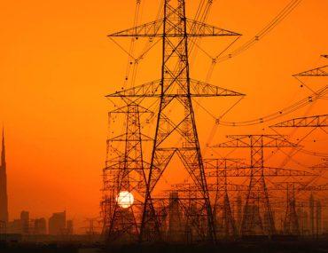 محطة هيئة كهرباء ومياه الشارقة