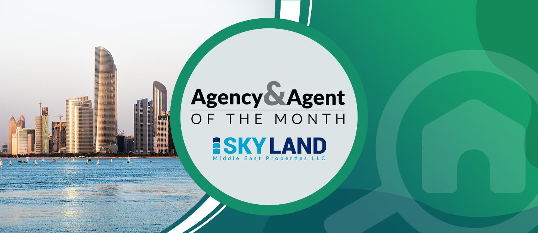 AOTM - Abu Dhabi for Dec 2020 - Sky Land Properties