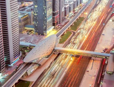 Things to do on Sheikh Zayed Road