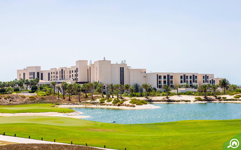 Apartments on Saadiyat Island Abu Dhabi